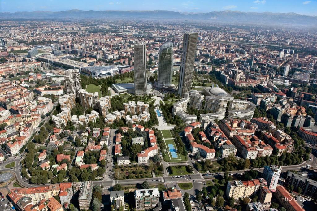 Citylife Libeskind Il Curvo 1