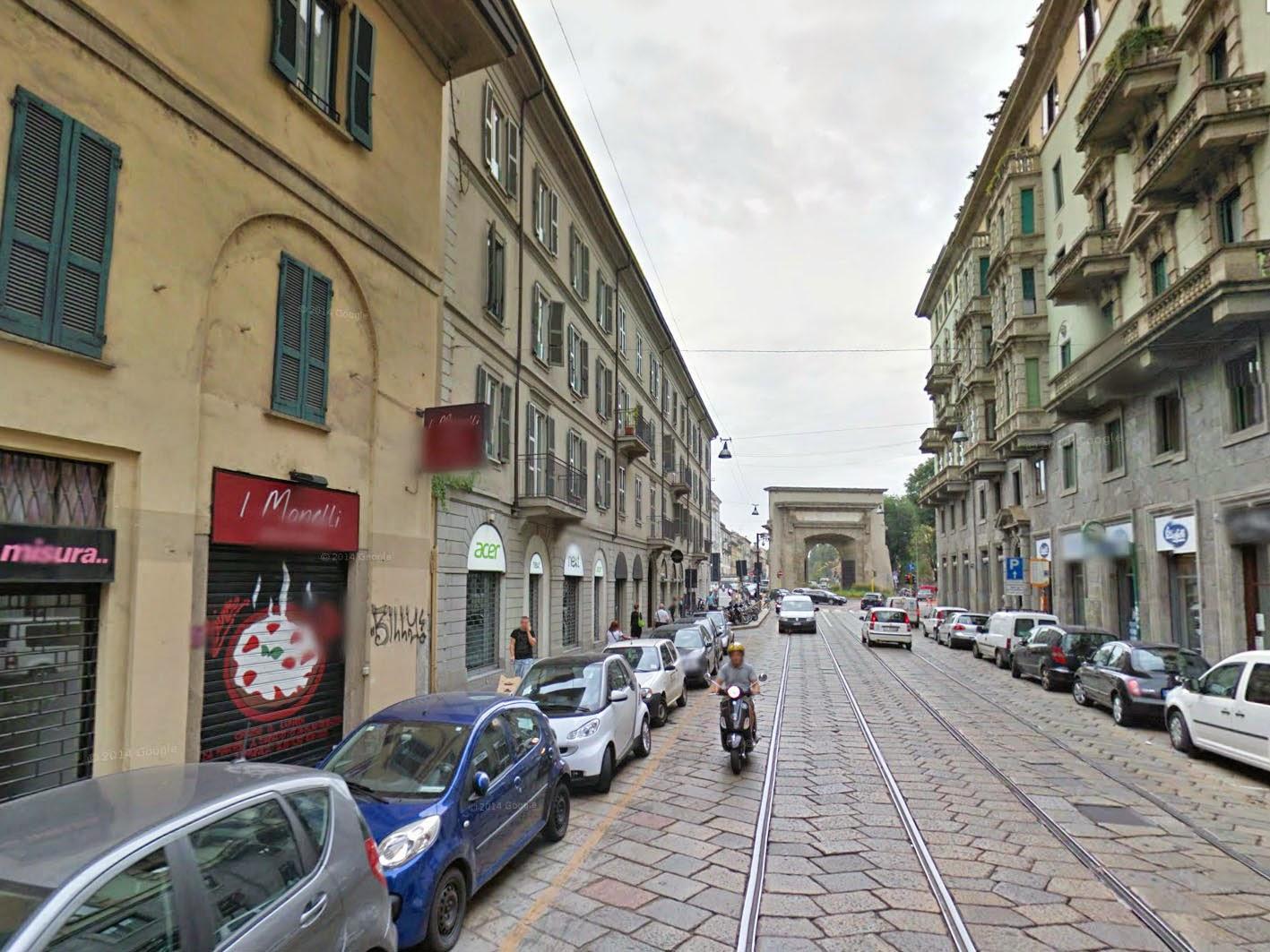 Milano porta romana la chiesa di sant 39 andrea e san for Corso di porta genova milano
