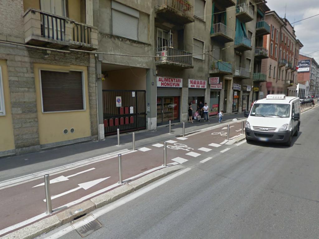 Via Pellegrino Rossi Imbonati 3