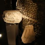 Piazza Affari e teatro romano 2 resti
