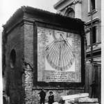 Piazza Affari e teatro romano San Vittore 3 demolizione 2