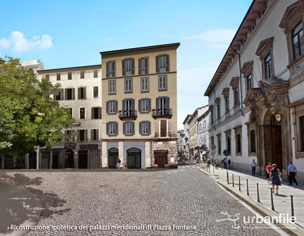 3 Piazza Fontana 3 1900