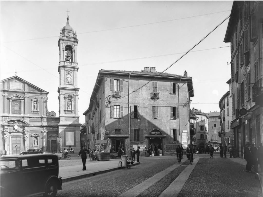 4-Piazza Santo Stefano e via Laghetto