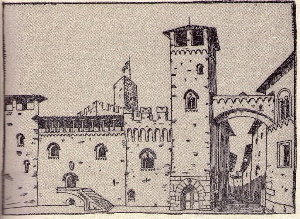 5 Palazzo VIsconti Ricostruzione