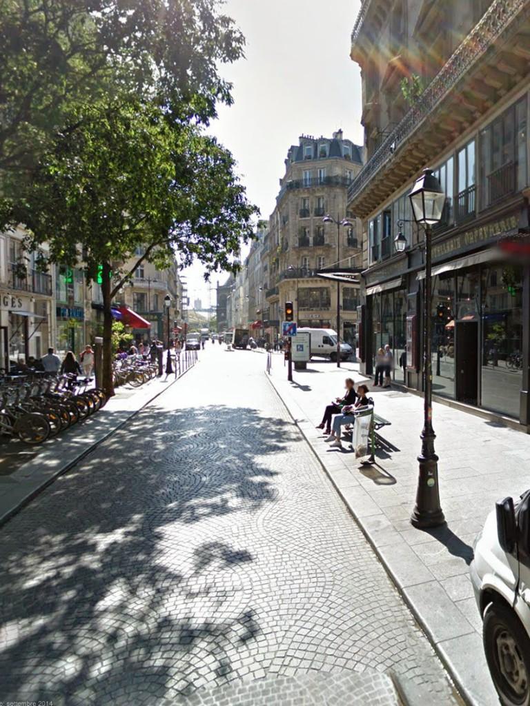 Illuminazione Parigi 1