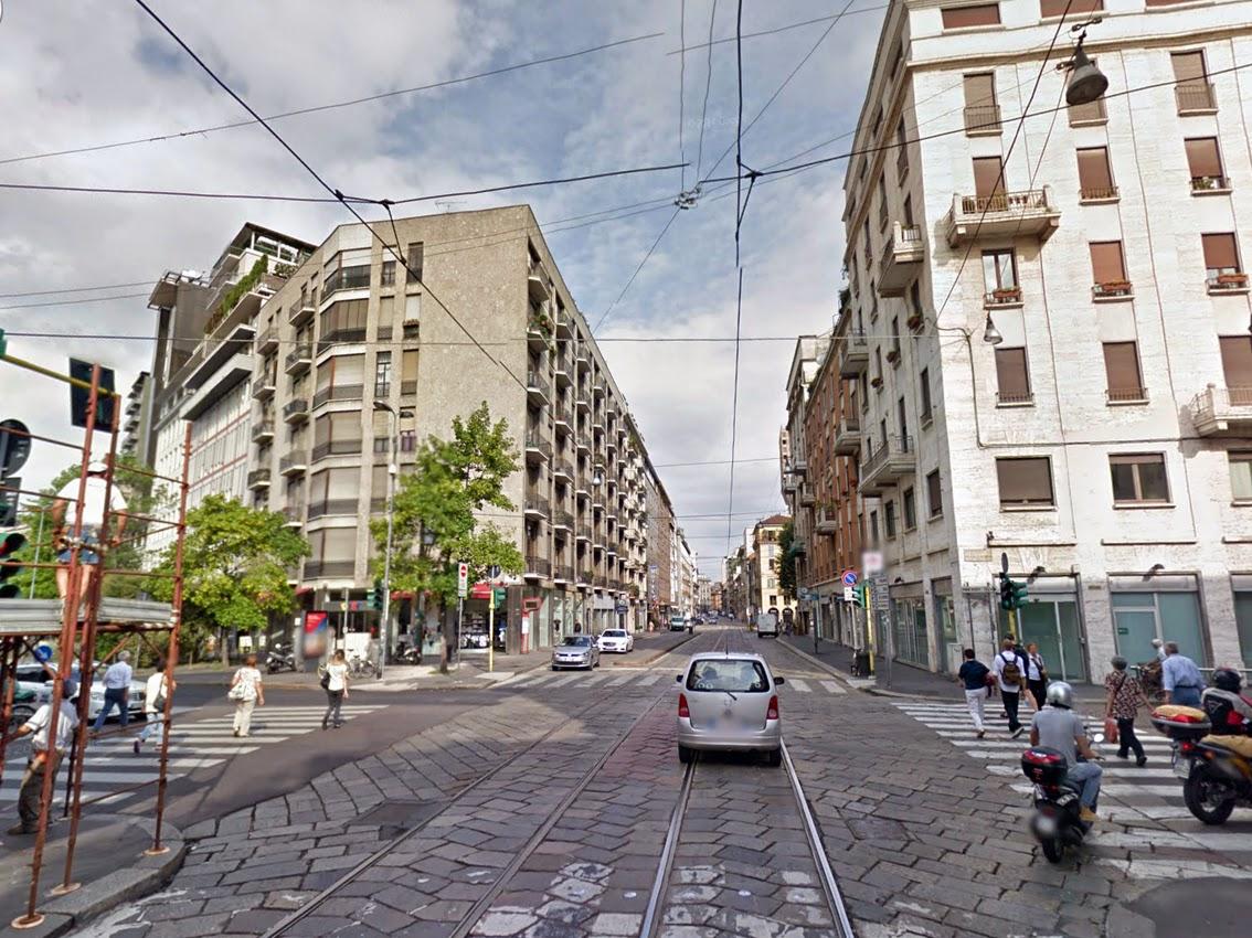 Milano porta romana la scomparsa porta medievale - Corso di porta romana 16 milano ...