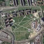 Quarto Oggiaro Quartiere Certosa Aerea Parco Verga