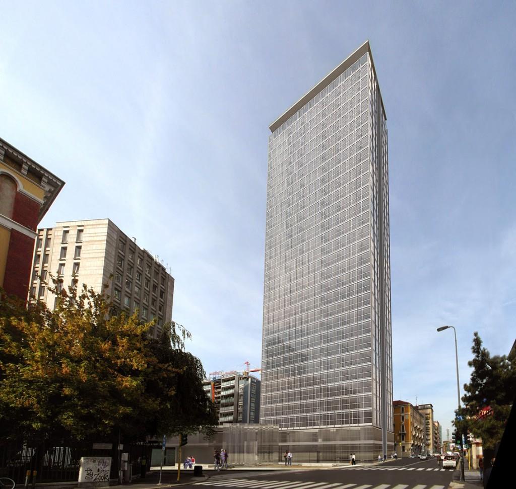 Torre Galfa Milano 1