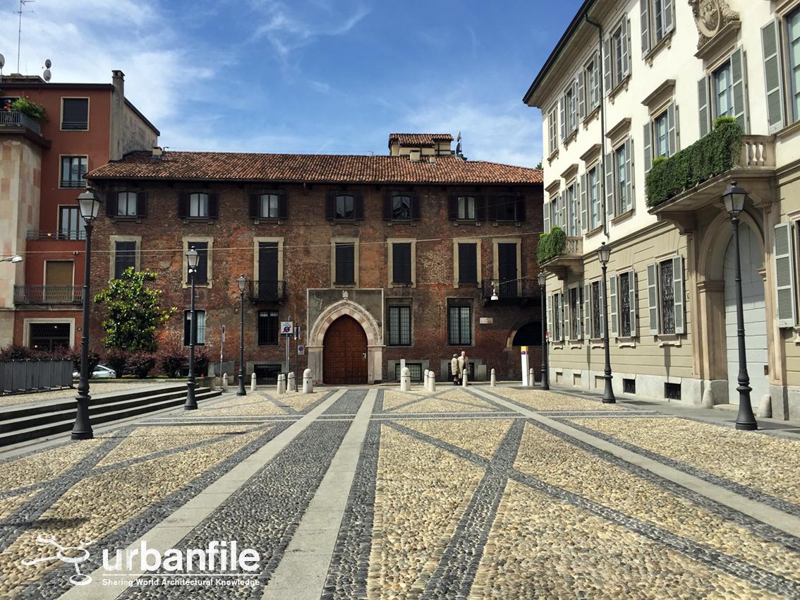 Milano cinque vie quel centro cos disordinato for Vie di milano