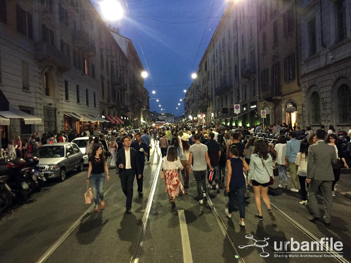 Milano | Navigli - Via Vigevano da luglio libera dalle auto nei ...