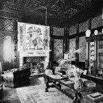 Casa Atellani Salone Legno 1925