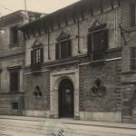 Corso Magenta Casa Atellani 1925 Facciata Portaluppi