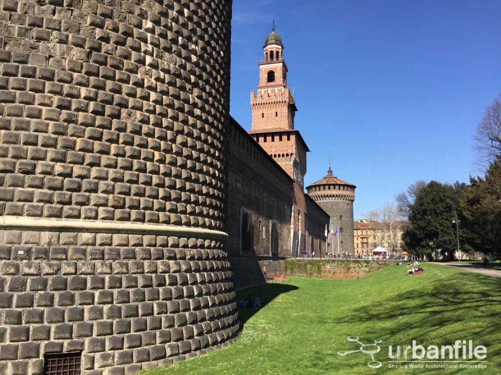 2015-03-28_Castello Sforzesco_1
