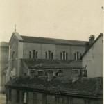 San Pietro in Sala Facciata 1925