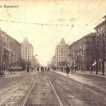 San Pietro in Sala - Via Buonarroti anni 20