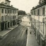 lo scalo sempione da via Belfiore San Pietro in Sala