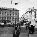 11_Piazza Missori e San Giovanni in Conca 1920 Circa