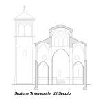 5_San_Giovanni_In_Conca_Sezione Trasversale XII Secolo