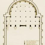 7_San_Giovanni_In_Conca_Disegno della cripta-fondo-Borroni