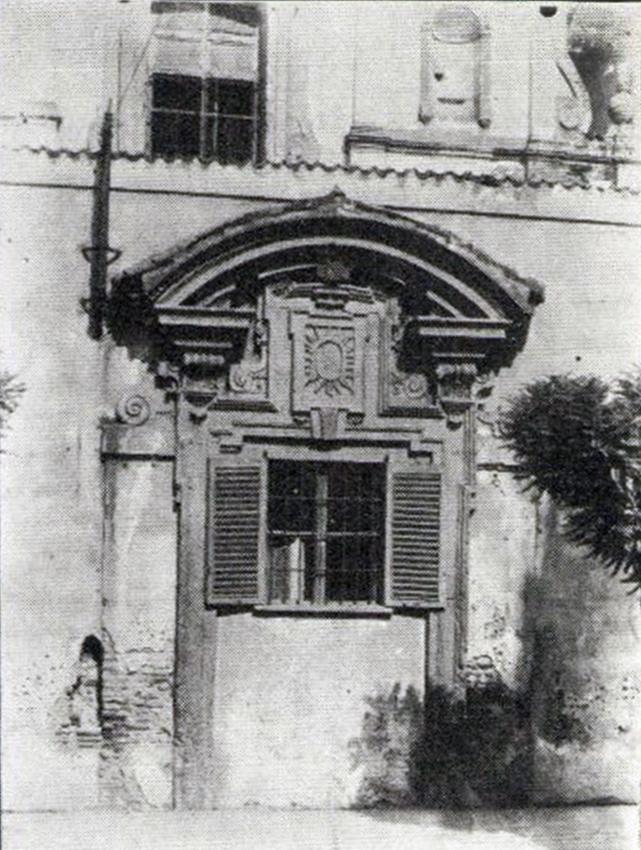 Chiesa e monastero di S. Gerolamo, già sul Naviglio dell'attuale via Carducci
