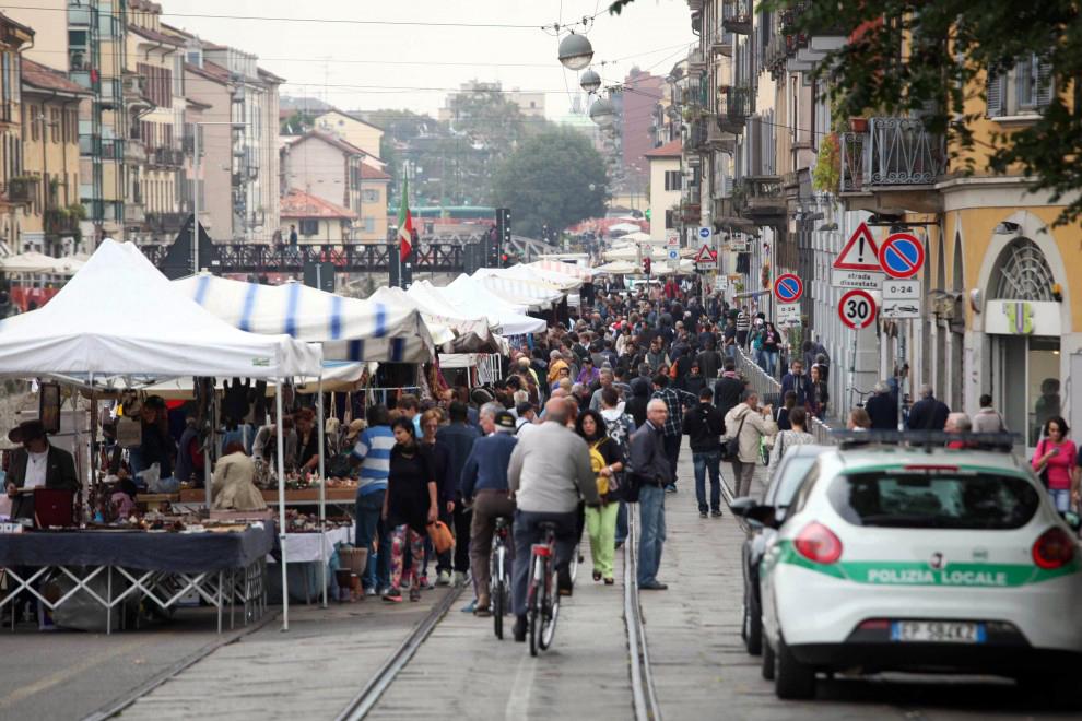 Milano fiera di sinigallia test superato per il for Mercatino delle pulci catania