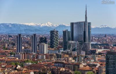 Foto Milano Panoramica