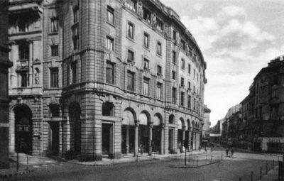 Cinema Odeon edificio 1930