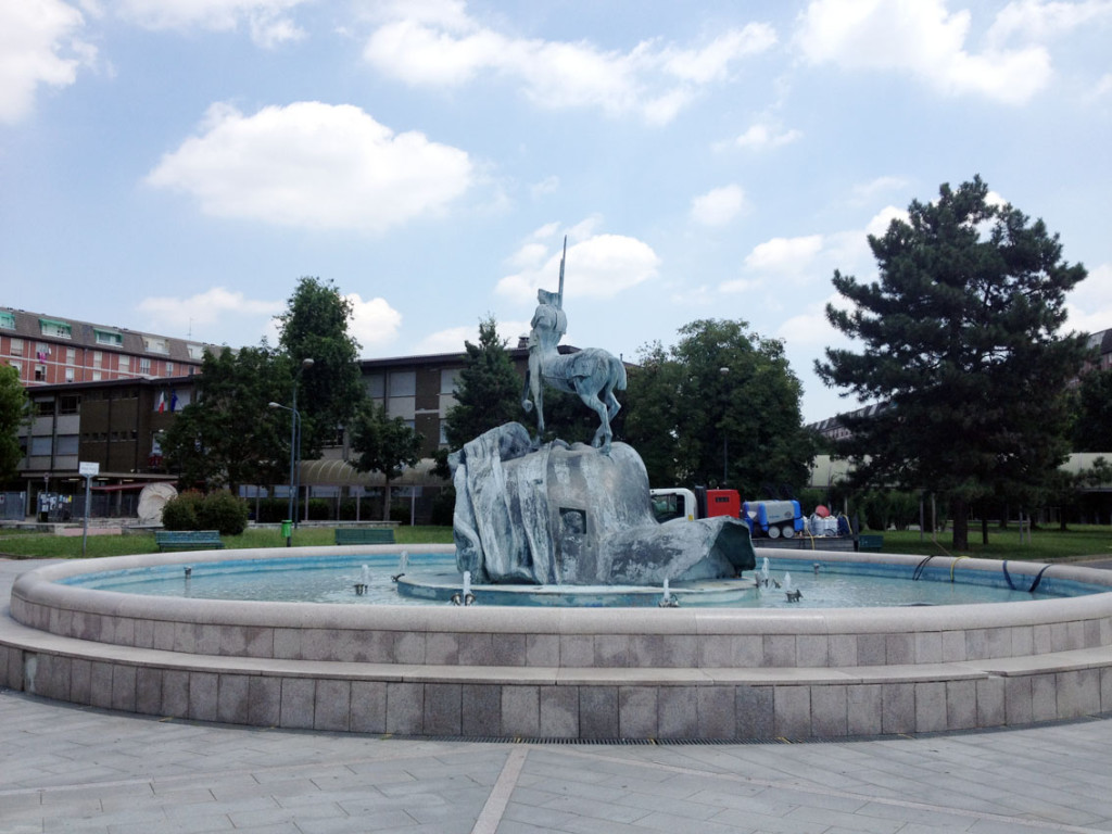 Fontana_Mitoraj