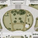 Piazza Lenardo Da Vinci Progetto 1