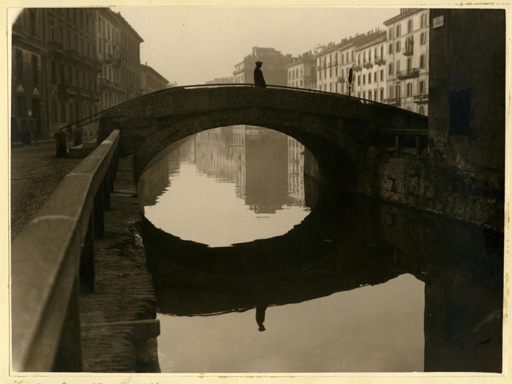 01 - Ponte di via Montebello -® Civico archivio fotografico