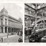 1910 - La Rinascente cartolina