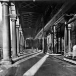 1925 - La Rinascente, l'ingresso da Piazza Duomo
