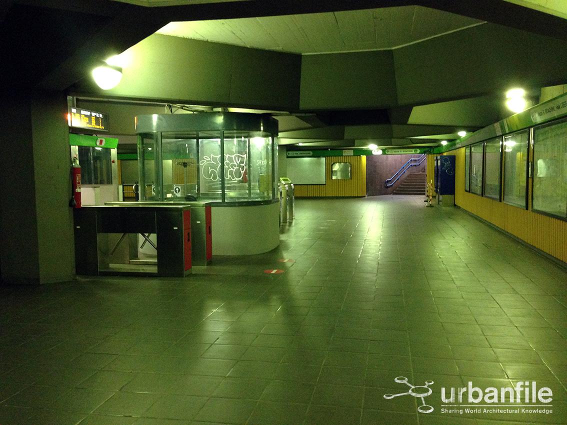 Zona porta nuova il passante abbandonato urbanfile blog - Passante porta venezia ...