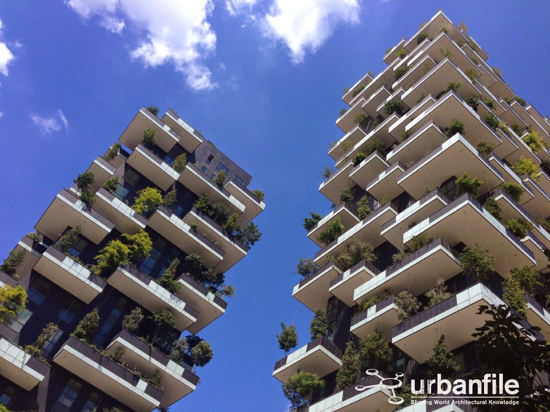 Zona isola il bosco verticale pi bel grattacielo al for Bosco verticale architetto