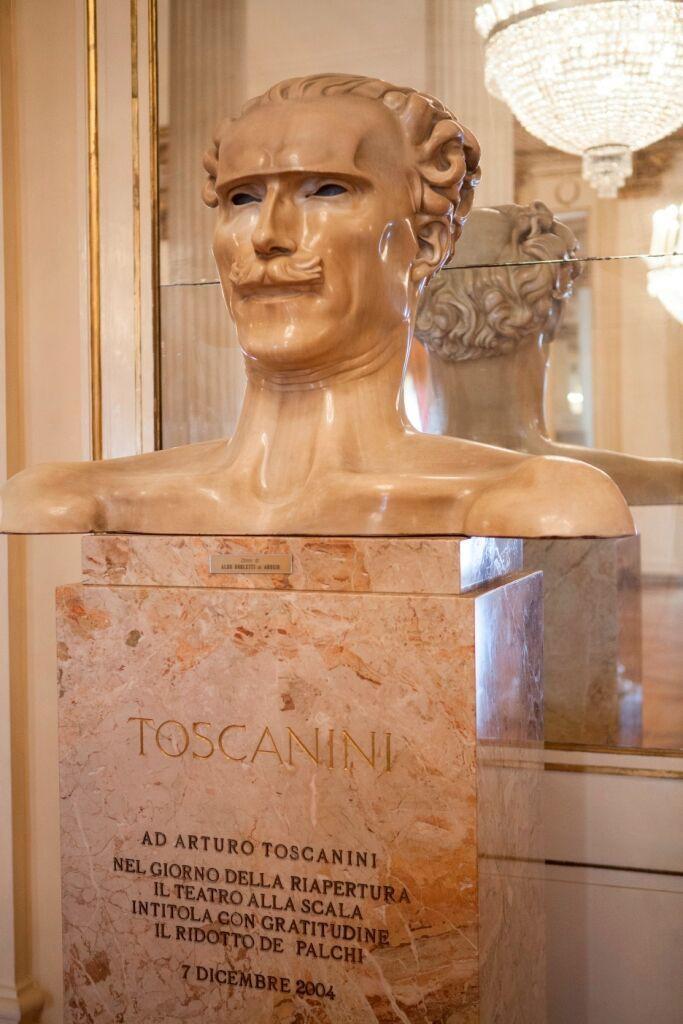 ADOLFO WILDT Toscanini