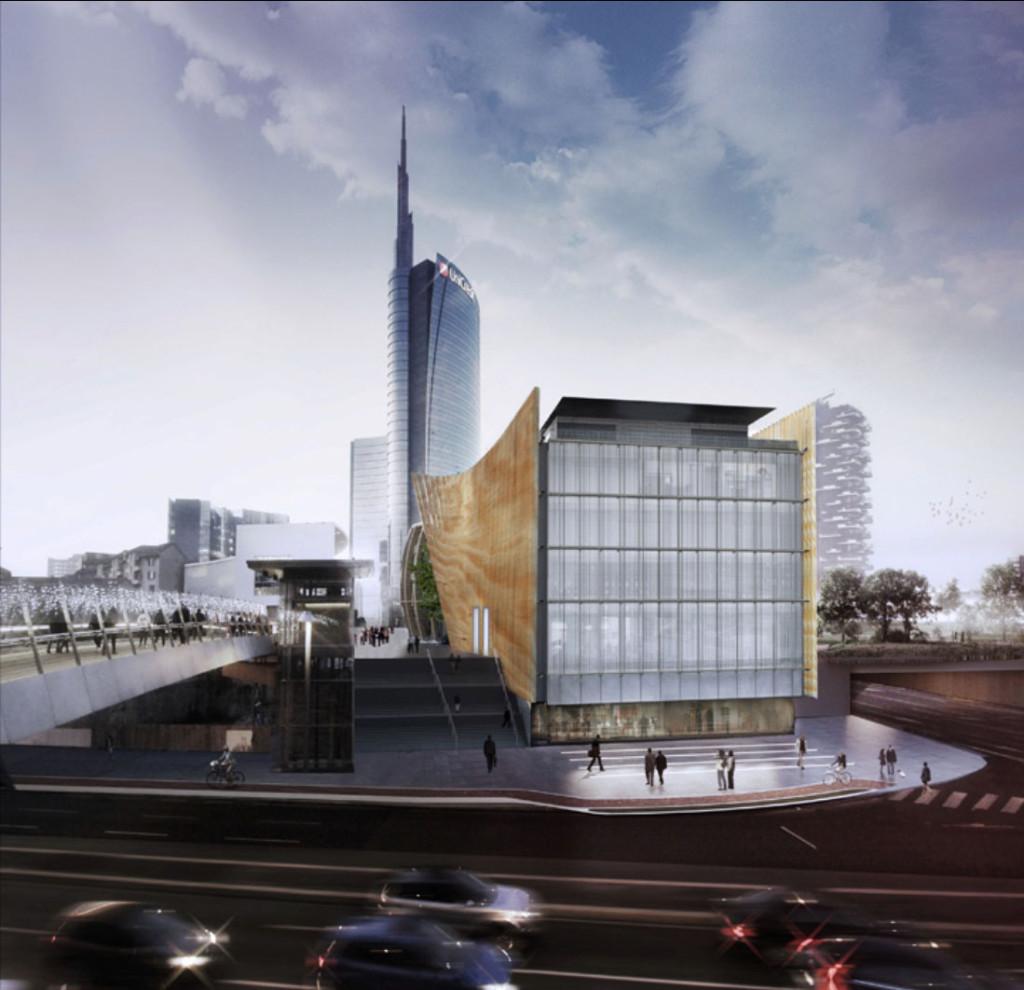 Milano porta nuova he3 di mario cucinella forse ci for Cucinella architects