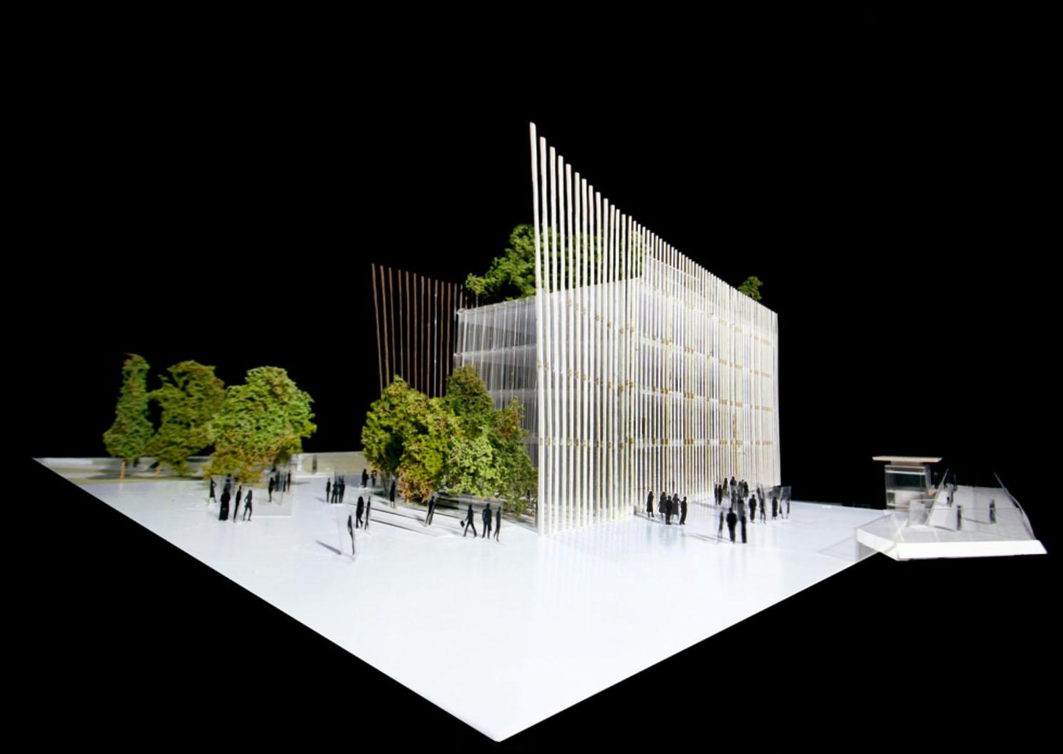 Milano porta nuova ecco il nuovo hines he3 urbanfile for Cucinella architects