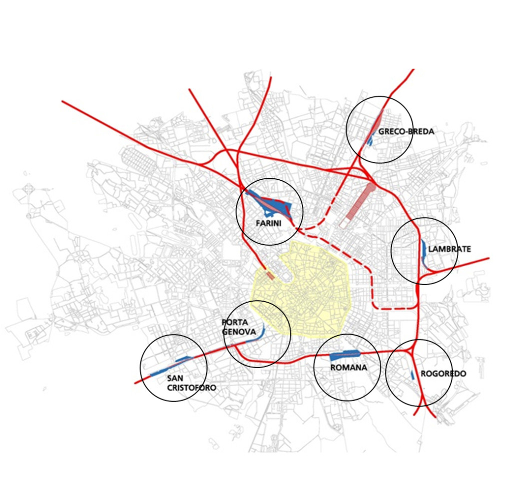 Mappa_Milano_Scali_Ferroviari