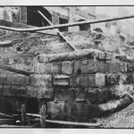 Pusterla di Sant'Ambrogio 1925-30 durante i restauri 4