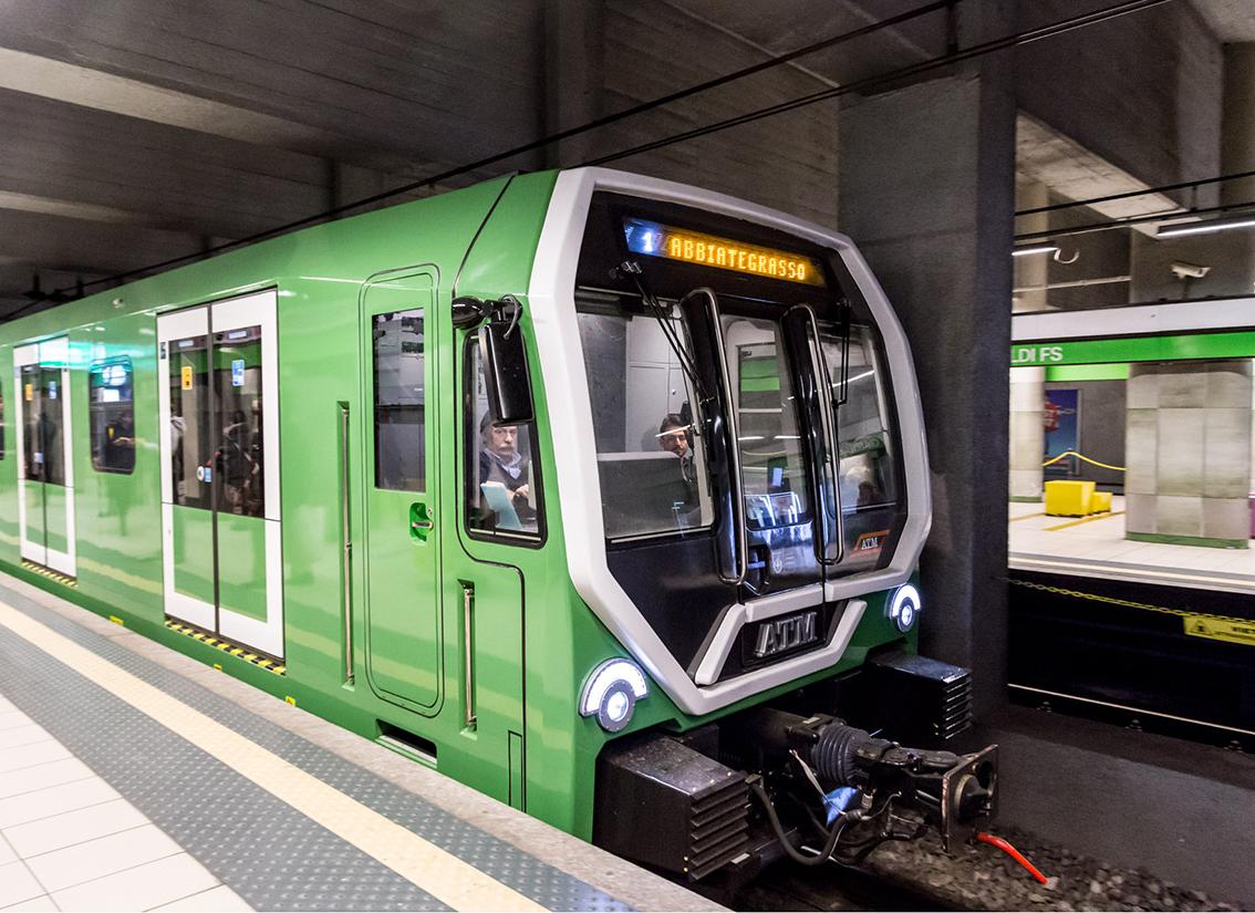 Milano trasporti per il salone del mobile metropolitana for Il salone del mobile