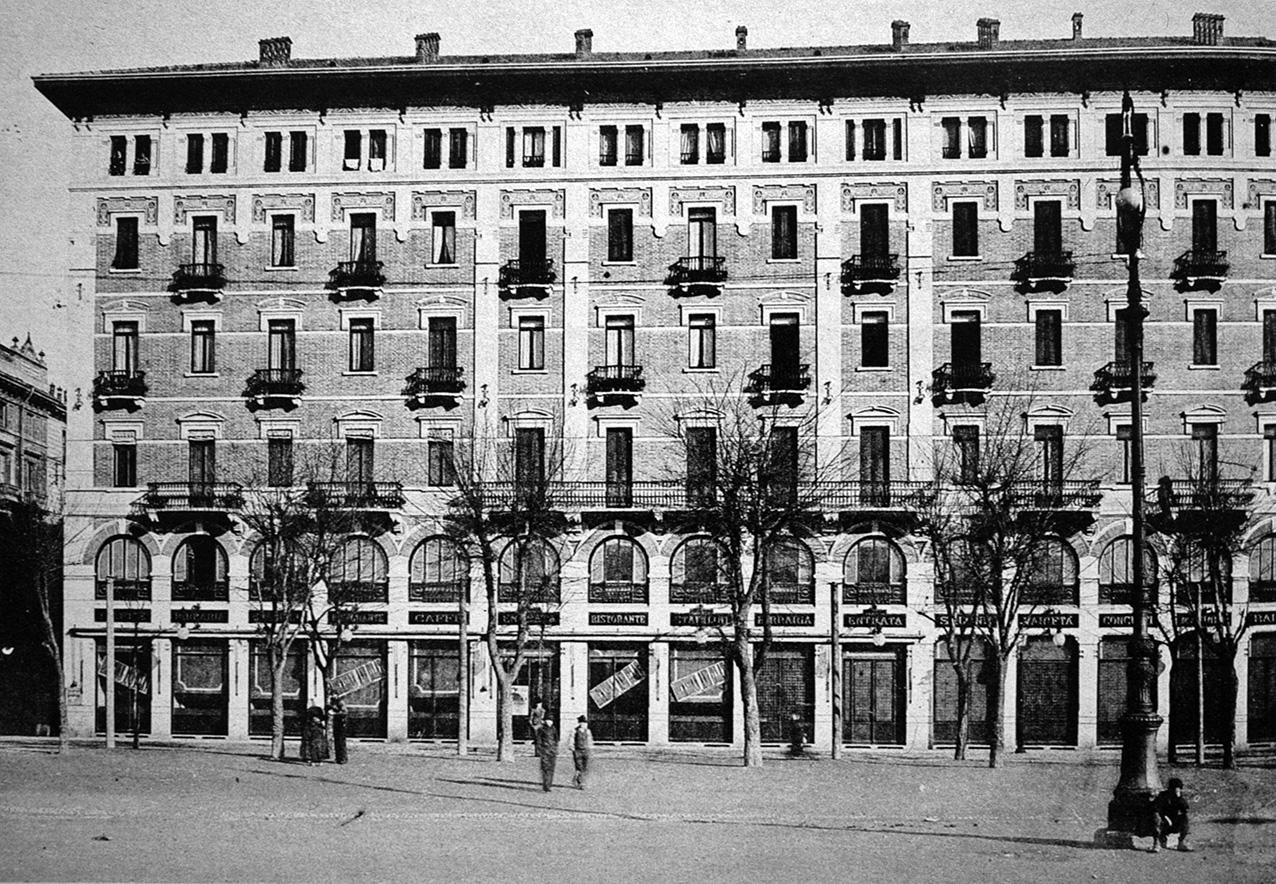Milano porta genova 100 anni dopo piazzale cantore for Coin casa torino