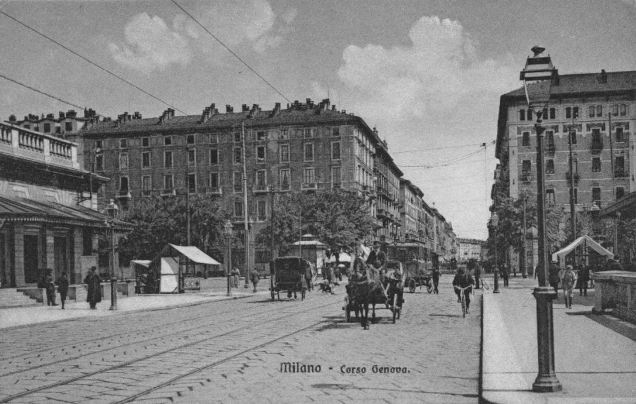 Milano porta genova le porte di milano la situazione for Corso di porta genova milano