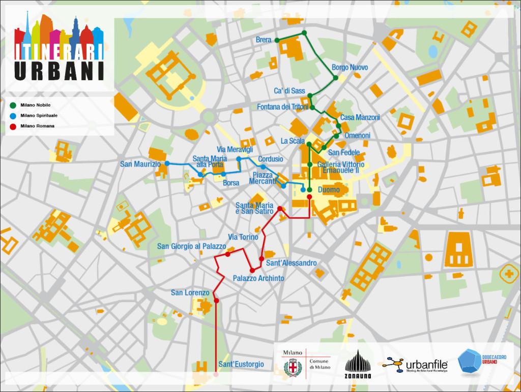 Itinerari_Urbani_Mappa