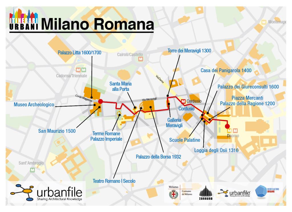 Itinerari_Urbani_Milano_Romana