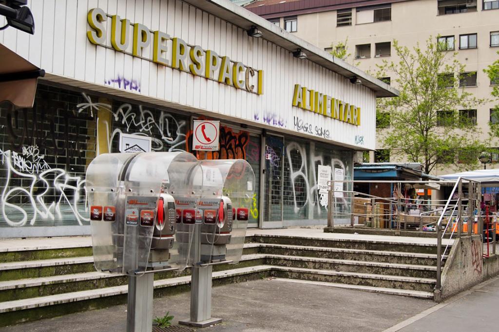 Mercato Piazza del Suffragio