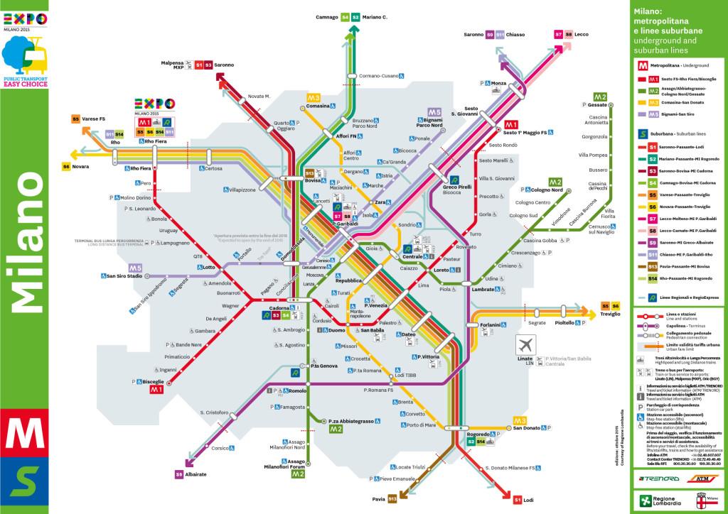 Trasporto Urbano 2015