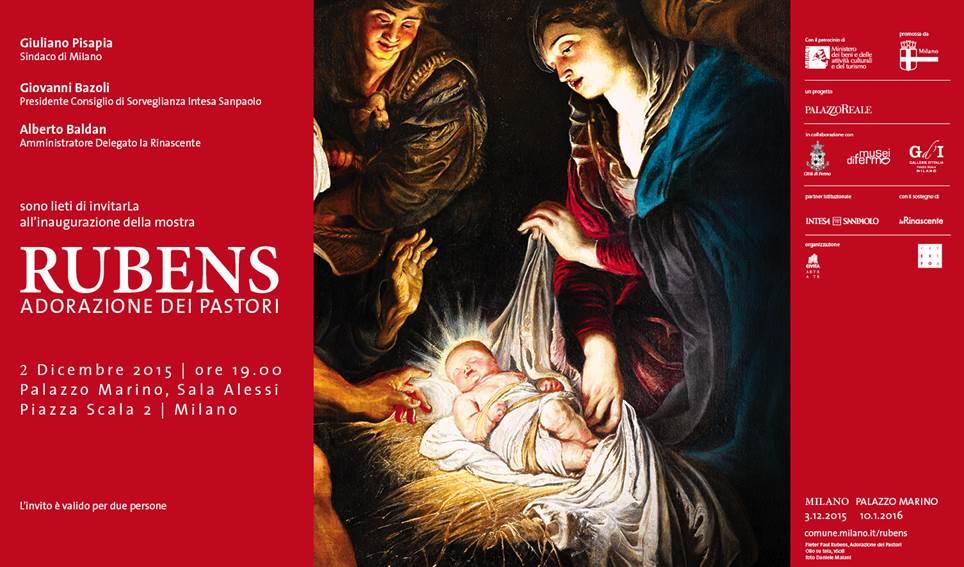 invito Rubens cittadinanza