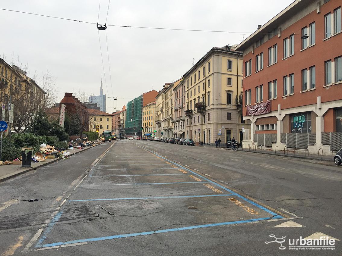 Zona moscova archivi urbanfile blog for Vie di milano