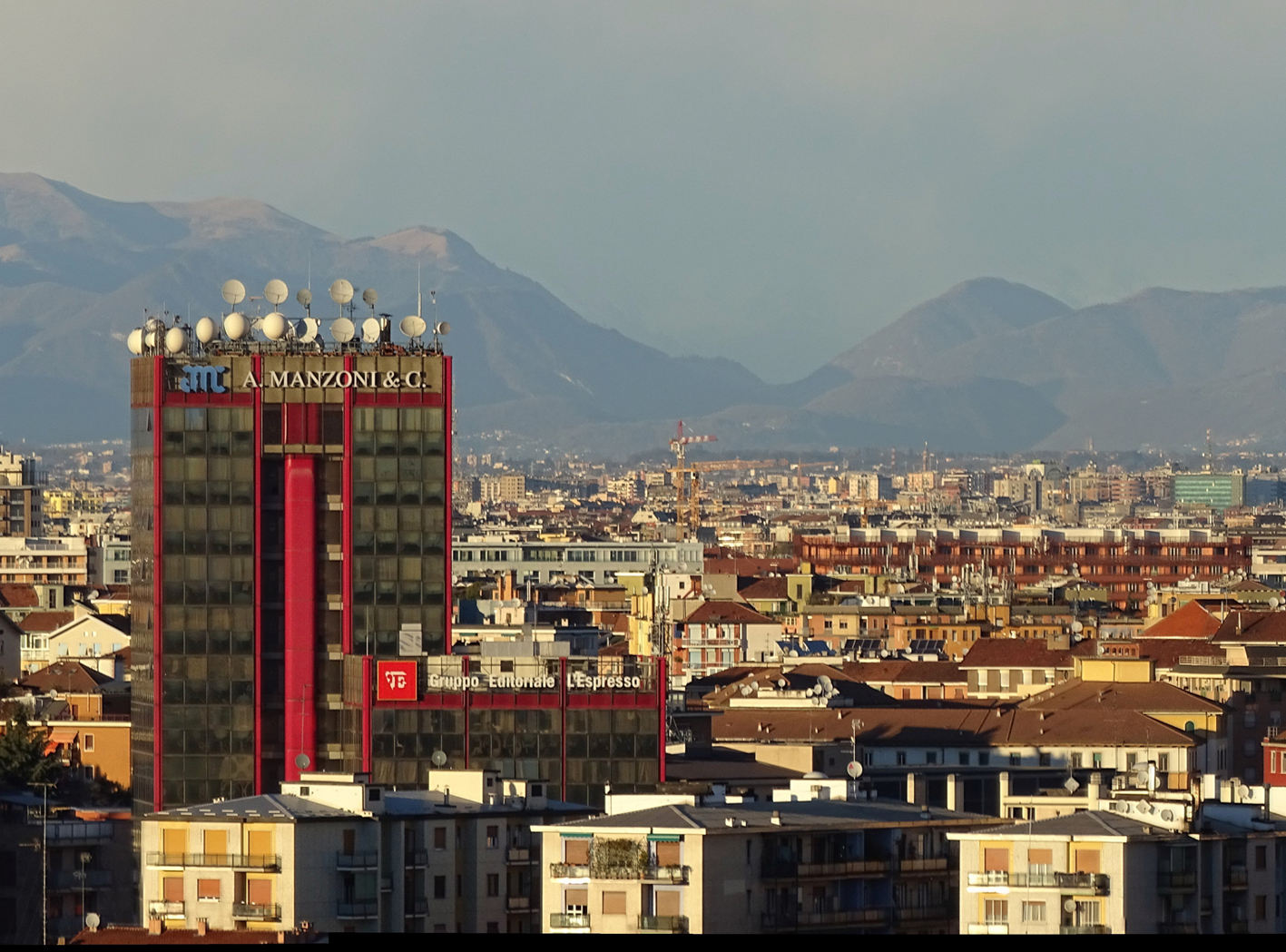 Hotel Michelangelo Stazione Centrale Milano