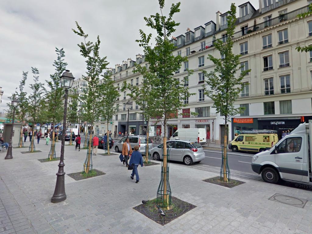 Arredo Urbano Parigi